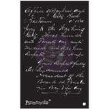 Prima - Finnabair - Stencil - Read My Letter (967970)