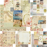 Prima Frank Garcia - 12x12 Collection Pack 12/Pkg - Capri (PCAPRI-12/Pkg)