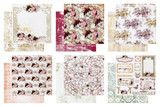 Prima - 12x12 Paper Collection 12/Pkg - Pretty Mosaic (PM Col 12/Pkg)