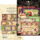 Graphic 45 - Ephemera Cards - Fruit & Flora (G4502004)