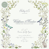 Craft Consortium - Double Sided Paper Pack 6x6 - Wildflower Meadow (PPAD007B)