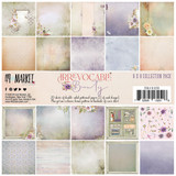 "49 and Market - Scrapbooking Paper Pack 8""X8"" - Irrevocable Beauty Collection ( IB32518)"