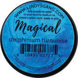 Lindy's Stamp Gang - Magicals Individual Jar - Delphinium Turquoise (MAG JAR 03)