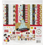Echo Park - Double Sided Cardstock Collection Kit 12 x 12 - Remember The Magic (EM208016)
