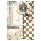 Studio Light Jenine's Mindful Art - Decoupage Rice Paper A4 - NR. 08 (RICEM08)
