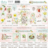 Mintay - Cardstock Element Sticker Sheet 12x12 - Beauty in Bloom (MT-BIB-10)