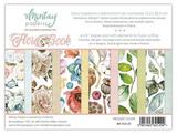 Mintay - Precise Cutting Image Book 6x8 - Flora (MT-FLO-01)