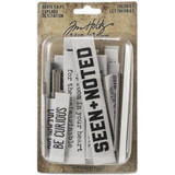 Tim Holtz Idea-Ology - Quote Chips 47/Pkg - Theories (TH94045)