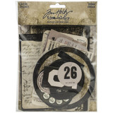 Tim Holtz - Idea-Ology - Ephemera Layers - Urban (TH94042)