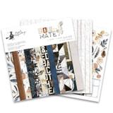 P13 - Paper Pad 12x12 - Soulmate (P13-MAT-08)