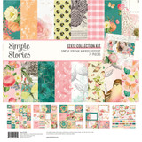 "Simple Stories - Collection Kit 12""X12"" - Simple Vintage Garden District (GD12500)"