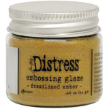 Ranger Tim Holtz Distress Embossing Glaze - Fossilized Amber (TDE 70986)