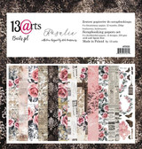 13@rts - 12x12 Paper Collection 6/Pkg - Rosalie (ARTRO00)