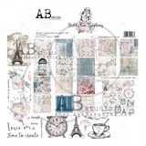 AB Studios - Collection Kit 12x12 -  Shabby Love Symphony