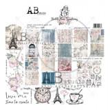 AB Studios - Collection Kit 12x12 -  Shabby Love Symphony