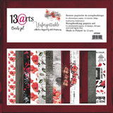 13@rts - 12x12 Paper Collection 6/Pkg - Unforgettable (ARTUN00)