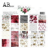 AB Studios - Collection Kit 12x12 - Diary (DIA-Col)