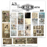 AB Studios - Collection Kit 12x12 - Take Me There (TMT-Col)