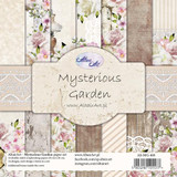 Altair Art - 8x8 Paper Collection 14/Pkg - Mysterious Garden (ALT-MG-400)