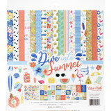 Echo Park -Collection Kit 12x12- Dive Into Summer (IS210016)
