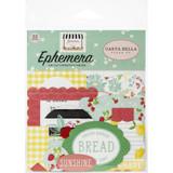 Carta Bella- Ephemera 33/Pkg - Summer Market (UM115024)
