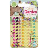 Craft Consortium - Adhesive Pearls 80/Pkg - Cottage Garden (CAPRL002)