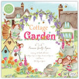 Craft Consortium - Double Sided Paper Pack 6x6- Cottage Garden (PPAD016B)