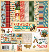 Carta Bella - Collection Kit 12x12 - Cowboy Country (CBCC77016TM)