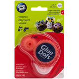 Glue Dots - Clear Dot Disposable Dispenser - Mini Glue Dots (04484)