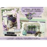 Studio Light - Die-Cut Card Toppers A5 12/Pkg - La Provence (BLOKSL30)