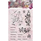 Studio Light - Jenine's Mindful Art 3.0 Clear Stamps - No 09 (MPJMA09)