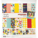 "Simple Stories Collection Kit 12""X12"" - Summer Farmhouse (SFH12600)"