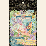 Graphic 45 - Die Cut Assortment 51 pc - Fairie Wings (G4502088)
