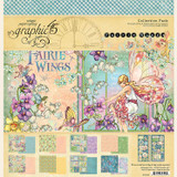 "Graphic 45 - Collection Pack 12""X12"" - Fairie Wings (G4502083)"