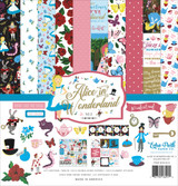 Echo Park - 12x12 Collection Kit - Alice in Wonderland No. 2 (WO214016)