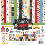 Echo Park - 12x12 Collection Kit - School Rules (SCR215016)