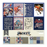 Authentique - All-Star Paper Pack Hockey (ALL021)