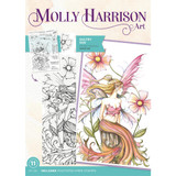 Crafter's Companion - Stamps By Molly Harrison - Sultry Sue (MHSSUE)