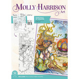 Crafter's Companion - Stamps By Molly Harrison - Fairytale of Dreams (MHFAIRD)