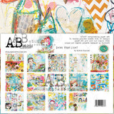 AB Studios - Collection Kit 12x12 - Shine Your Light (SYL-COL)