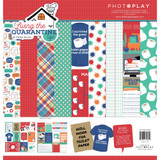 "PhotoPlay - Collection Pack 12""X12"" - Living The Quarantine Life (QLF2280)"