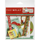 PhotoPlay - Ephemera Cardstock Die-Cuts 26/pkg - Tulla & Norbert (TNT9726)