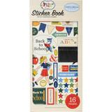 Carta Bella - Sticker Book 4.5x9.5 - School Days (DS118029)