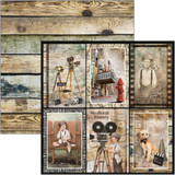 Ciao Bella - Double-Sided Paper 12x12 - Modern Times - Cards (CBSS115)