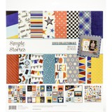 "Simple Stories Collection Kit 12""X12"" - Bro & Co. (BRO13000)"