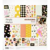 Simple Stories - Collection Kit 2 X 12 - Kate & Ash (KA13100)