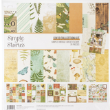Simple Stories - Collection Kit 12 X 12 - Simple Vintage Great Escape (VGE13200)