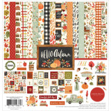 "Carta Bella - Collection Kit 12""x12"" - Hello Autumn (EA122016)"