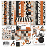 Carta Bella - Collection Kit 12x12 - Halloween Market (HM121016)