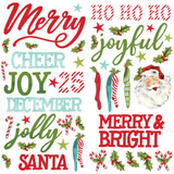 Simple Stories - Foam Stickers 52?Pkg - North Pole (VNP13626)